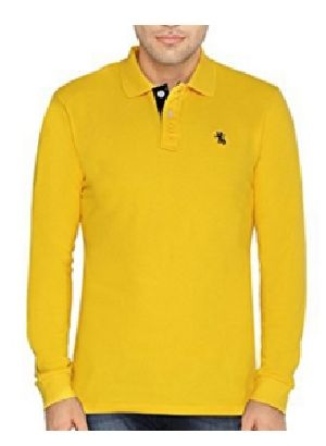 Mens Promotional Full Sleeve Polo T-Shirts