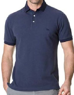 Mens Sports Half Sleeve Polo T-Shirts