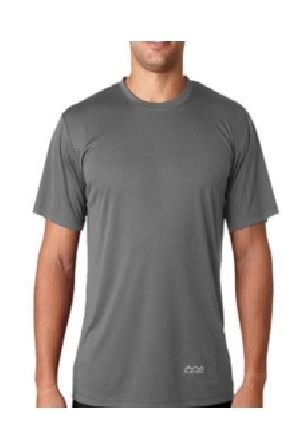 Mens Sports Half Sleeve Round Neck T-Shirts