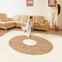 Double Charge Vitrified Floor Tiles