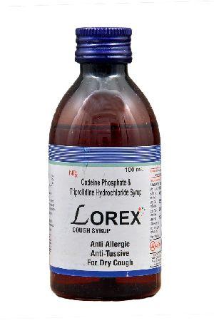 Lorex Cough Syrup