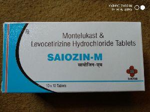 Saiozin-M Tablets