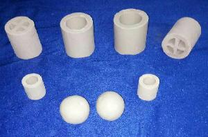 Ceramic Pollution Control Pipes
