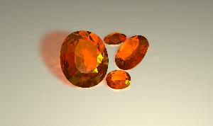 Hessonite Gemstones