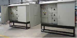 AC DC Power Distribution Panels