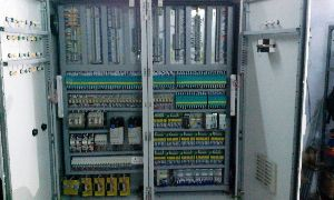 DCS & PLC Systems Instrumentation Panels