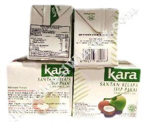 Kara Santan Coconut Milk