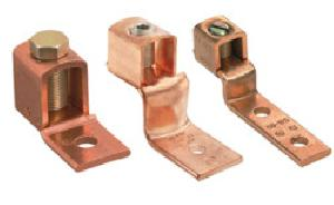 Copper Offset Terminal Lugs