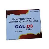 Cal-D3 Tablets