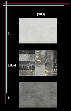 300x450mm Elevation Matt 1 Wall Tiles 03