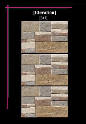 300x450mm Elevation Matt 2 Wall Tiles 02
