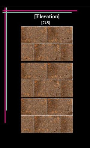 300x450mm Elevation Matt 2 Wall Tiles 05