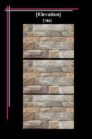 300x450mm Elevation Matt 2 Wall Tiles 06
