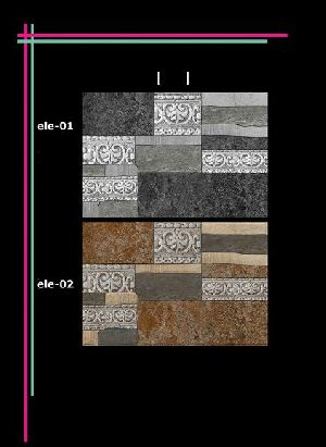 300x450mm Elevatioooon Glossy 1 Wall Tiles 02
