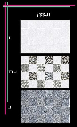 300x450mm Glossy 3 Series Wall Tiles 01