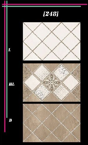 300x450mm Glossy 4 Series Wall Tiles 01