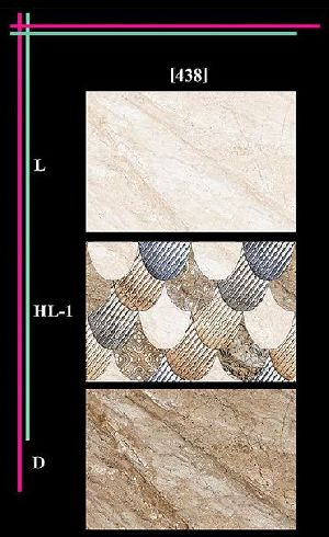 300x450mm Glossy 6 Series Wall Tiles 02