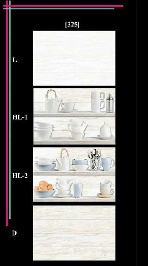 300x450mm Kitchen 1 Wall Tiles 06