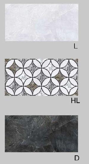 600x300mm Aro Glossy Wall Tiles 02
