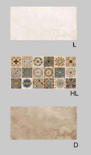600x300mm Aro Hard Matt Wall Tiles 01
