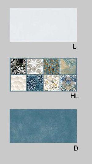 600x300mm Aro Hard Matt Wall Tiles 02