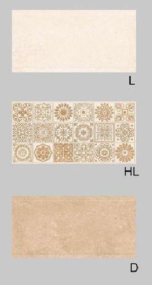 600x300mm Aro Hard Matt Wall Tiles 03