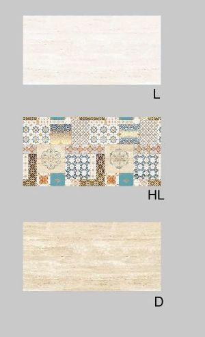 600x300mm Aro Hard Matt Wall Tiles 04