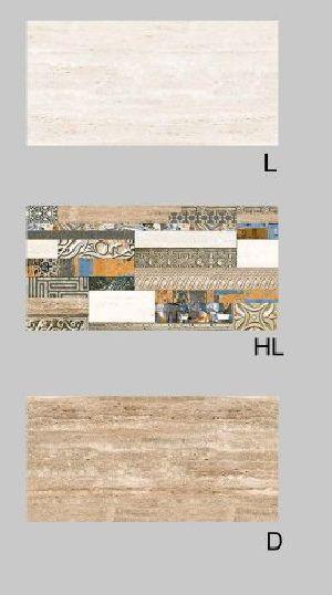 600x300mm Aro Hard Matt Wall Tiles 06