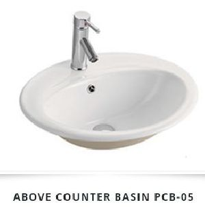 Above Counter Wash Basin 01