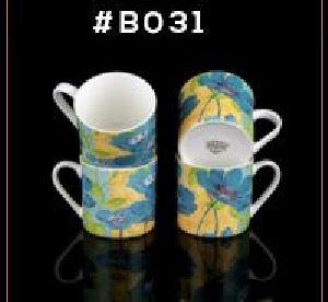Carpet Series Ceramic Mug 01