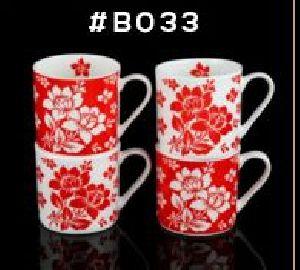 Carpet Series Ceramic Mug 02