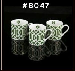 Carpet Series Ceramic Mug 05