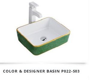 Designer Wash Basin 01