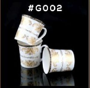 Gold Carpet Gold Line Series Ceramic Mugs