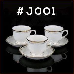 Gold Line Series Tea & Coffee Set