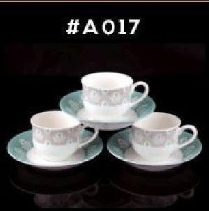 Microwave Series Cup & Saucer Set 05