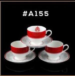 Microwave Series Cup & Saucer Set 14