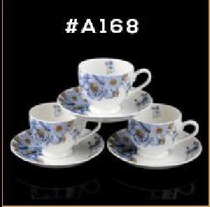 Microwave Series Cup & Saucer Set 16