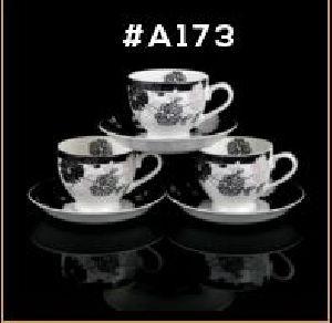 Microwave Series Cup & Saucer Set 17