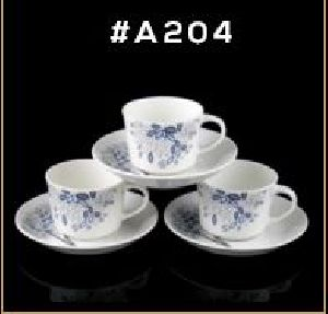 Microwave Series Cup & Saucer Set 18