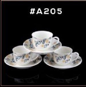 Microwave Series Cup & Saucer Set 19