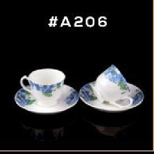 Microwave Series Cup & Saucer Set 20