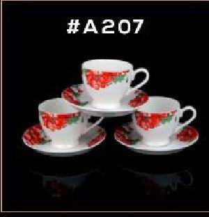 Microwave Series Cup & Saucer Set 21