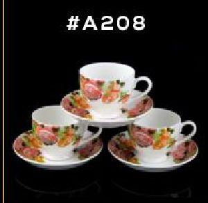 Microwave Series Cup & Saucer Set 22