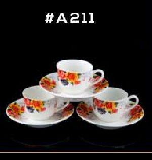 Microwave Series Cup & Saucer Set 24