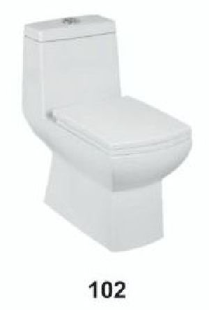 One Piece Ceramic Toilet 02