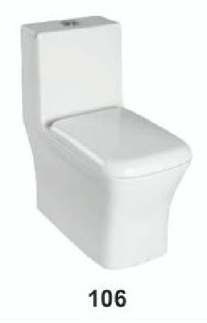 One Piece Ceramic Toilet 06