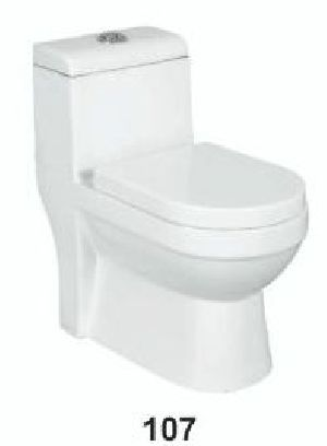One Piece Ceramic Toilet 07