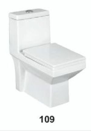 One Piece Ceramic Toilet 09