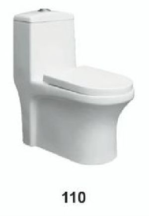 One Piece Ceramic Toilet 10